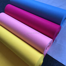 Professional manufacturer polyester needle punch disposable exhibition carpet dyes