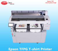 Special Wasatch Rip Software Used Digital T-shirt Printer