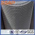 hot sale stainless steel crimped wire mesh screen