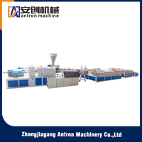 China supplier sales high quality plastic wood foamed plate production line