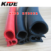 car door pvc edge trim seal rubber edge protector strip