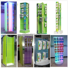 Plastic Mobile Accessories Display Stand for Promotion