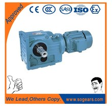 Good quality and high-tech for electro motor with 30:1 gearbox