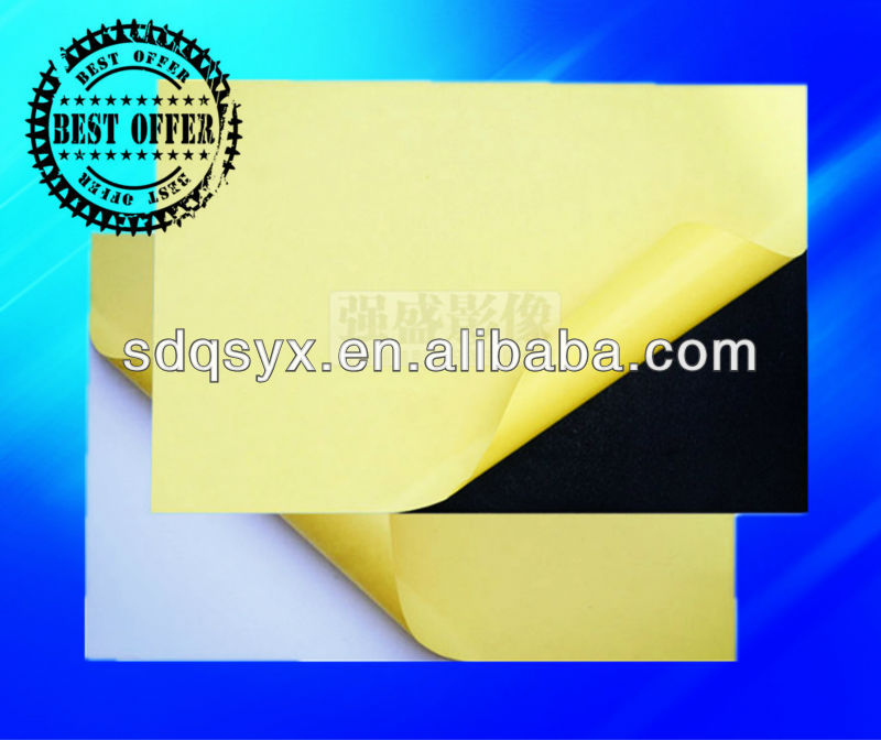 0.3-0.5 pvc photo sheet ,self adhesive sheets photo album
