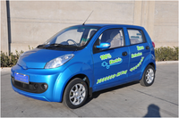 RHD electric car with high quality
