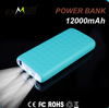 best selling consumer electronics polymer powerbank 12000mah power bank