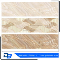 China supplier water proof decorative interior marble ceramic wall tile 300x600 export to pakistan