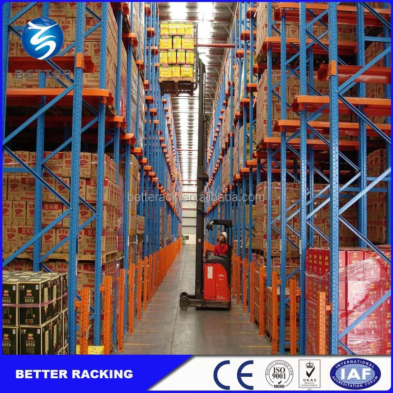 Industrial Heavy Duty Warehouse Storage Racking System