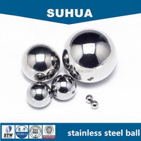 316 food grade stainless steel ball for grind chocolate