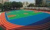 Customized Eco-friendlly Colorful EPDM/SBR Flooring rubber granules