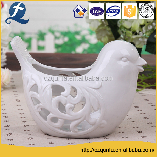 Interior decorative ornaments stoneware flowerpot garden pot for sale