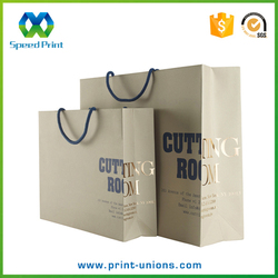 Environmental and waterproof stone paper bag