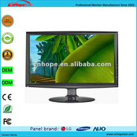 Superior quality 15 17 19 20 22 inch used lcd tv/monitor with china price