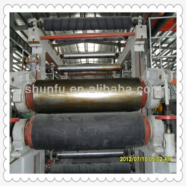 Calender Roll Rubber/Rubber Calender Machine to make paper smooth
