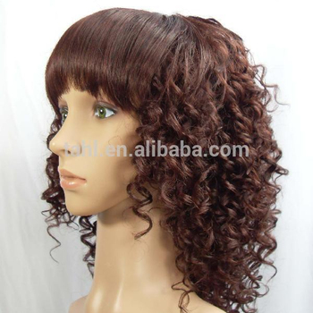 Huali durable synthetic hair, cheap synthetic hair
