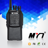 MYT-850 plus size portable used walkie talkie phone with texting