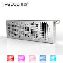 home theater wireless speaker wireless bluetooth portable mini speaker with deep bass and crystal sound