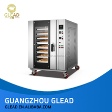 New arrival bakery machinery portable electric deck bread oven