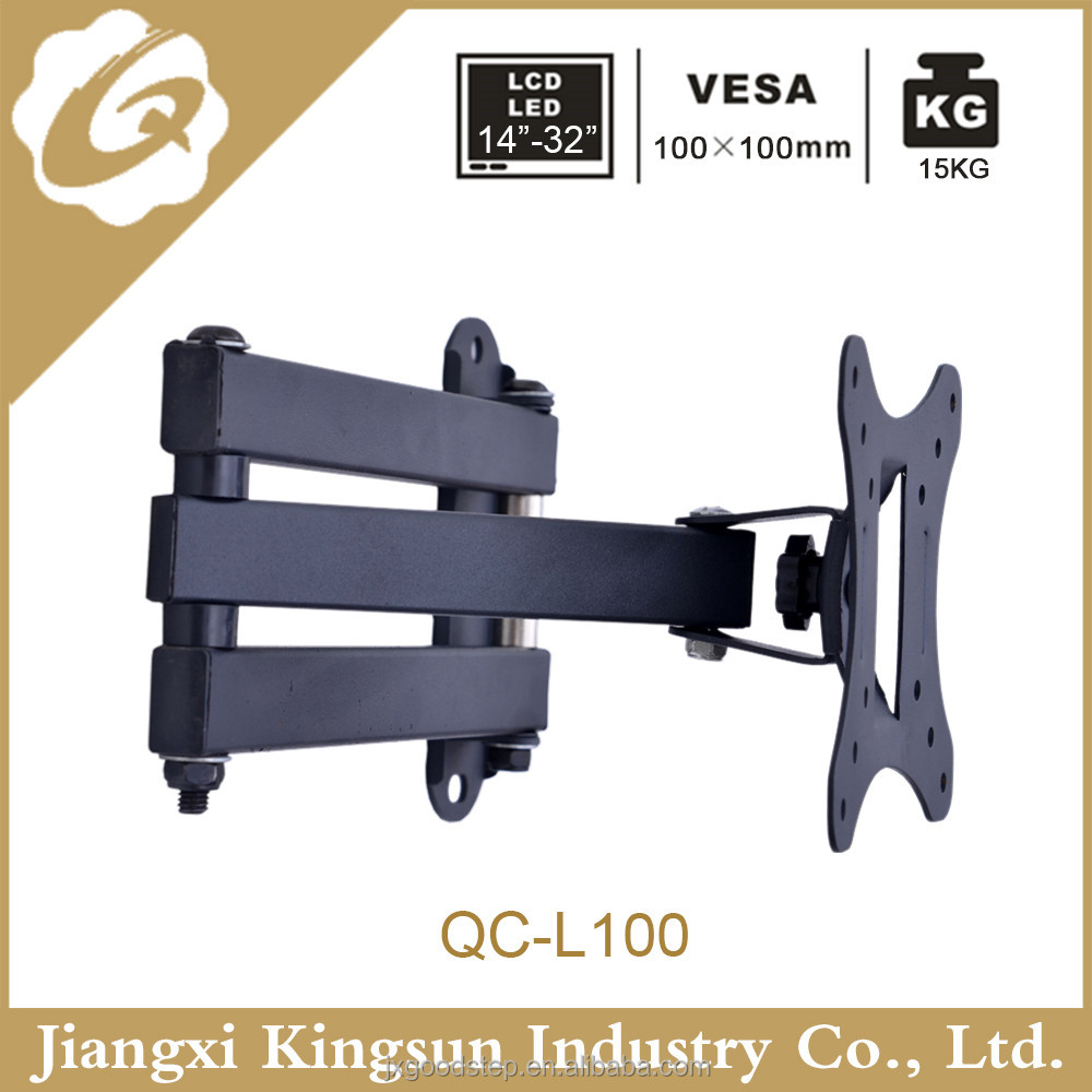 LCD TV Wall Mounting Bracket Extendable Stand for 14-37 inch <strong>L100</strong>