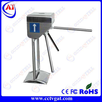 Access control system Vertical tripod turnstile