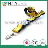 advertising gift id badge lanyards with safety neck clip