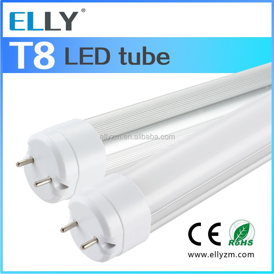 Manufacturer of1200mm 4tf 18W 100LM/W t8 led tube light with High Brightness TUV SAA CE ROsH 3 years warranty