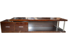 modern tv wall unit furniture / living room tv table XYN242