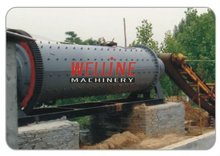ball mill impact crusher with wearing liner plate