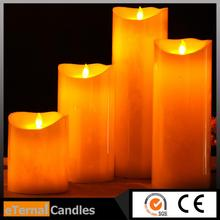 Multifunctional electric window candle lights round ball candles