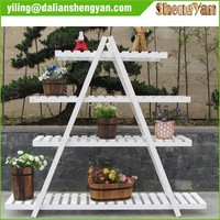 Indoor and outdoor furniture shelving, flower rack, plant stand