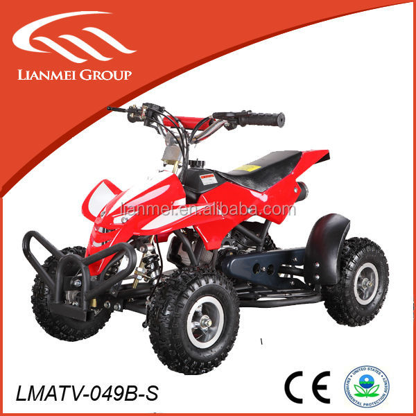 Chinese motorcycle /mini atv/dune buggy 50cc with 4 inch tyre with CE LMATV-049B-S