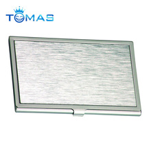 Metal Aluminium Business Name Card Holder