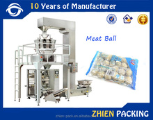 Meat ball, fish ball packing machine with best price