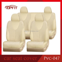 Popular Pu Leather Car Seat Cover for toyota Corolla Allion Camry Forbuner hotsale in Jordan, Yemen, Saudi Arabia market