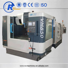vertical thread rolling cnc milling machine