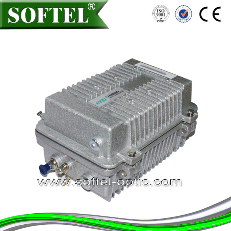 Bi-Directional transmission distribution amplifier/catv signal amplifier