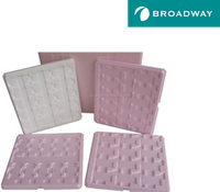 Colorful Epp Foam Packaging Tray For