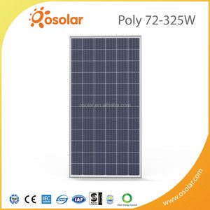 Osolar solar power panel factory poly pv 24v 250w 260w 265w 270w 280w 290w 300w solar panel