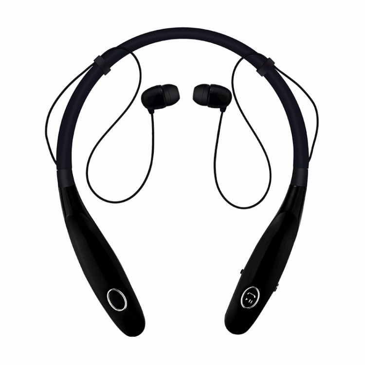 350mAH Ultra Big Battery High Quality Stereo Sound Wireless Neckband BT