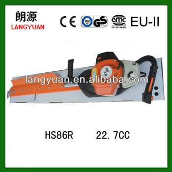 HS86R gasoline hitachi hedge trimmers for sale