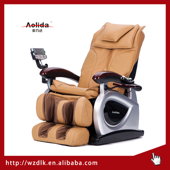 ergonomic massage chair \ commerical massage chair\infatable massage chair DLK-H010