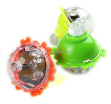 Luminous LED Toys Boxet Light-Up Colorful Light Top Spinning Whipping Top Gyro Gyroscope Toy