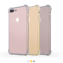 New arrival TPU mobile phone case for iphone7, case for iphone 7 plus with full <strong>protective</strong>