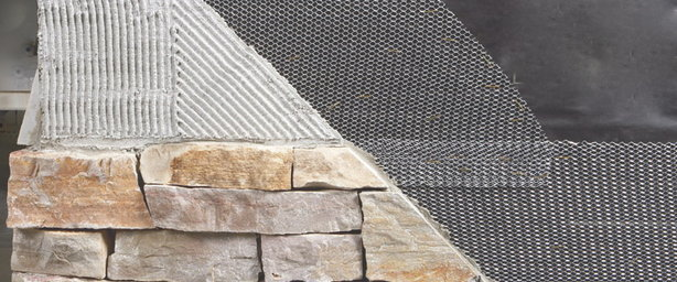 Astm Standard Stucco Working Expanded Diamond Steel