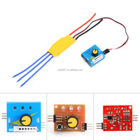 360W 32A High-Power 12V DC Brushless Motor Speed Control PWM Controller