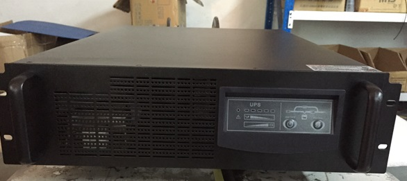 High Frequency Online UPS 3000VA Rack/Tower LCD 200-240V with Network Card
