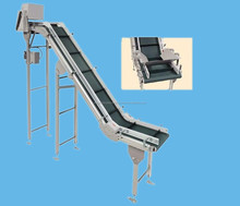 Z structure lifting belt conveyer factory direct sales JS TYPE60 ZGII