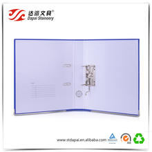 High quality customized 2 hole ring binder clip file paper folder a4 size