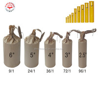 "3"" 4"" 5"" 6 inch display cylinder shell 1.3g firework for fireworks display show"