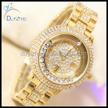china hip hop high quality diamond watches